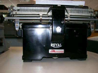 Typewriter Restoration 2
