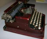 Typewriter Restoration Royal Portable 4